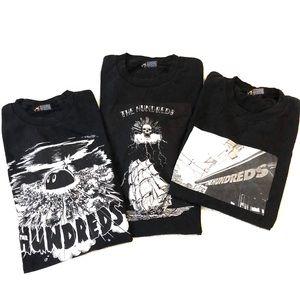 """db4e719bd The Hundreds Shirts - """"The Hundreds"""" men's graphic T-shirt lot"""